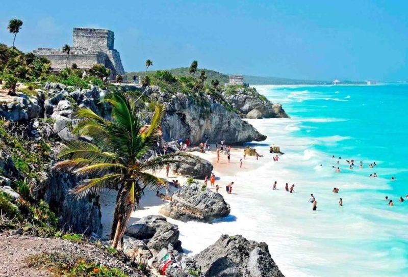 Las 7 playas más impresionantes del mundo - playas_tulum