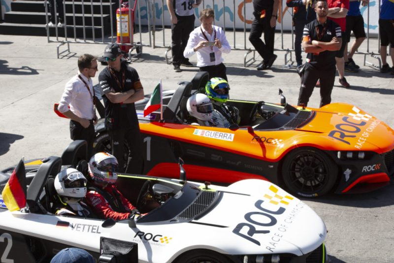 Benito Guerra obtiene el primer lugar en Race of Champions - race-of-champions-1