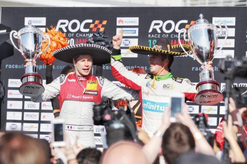 Benito Guerra obtiene el primer lugar en Race of Champions - race-of-champions-4