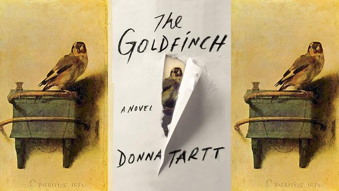 Libros que se harán película en el 2019 - the-golfinch