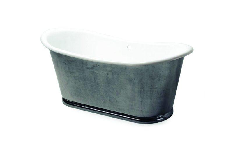 Home wishlist: nuestros artículos favoritos para este mes - waterworks-oval-cast-iron-bathtub