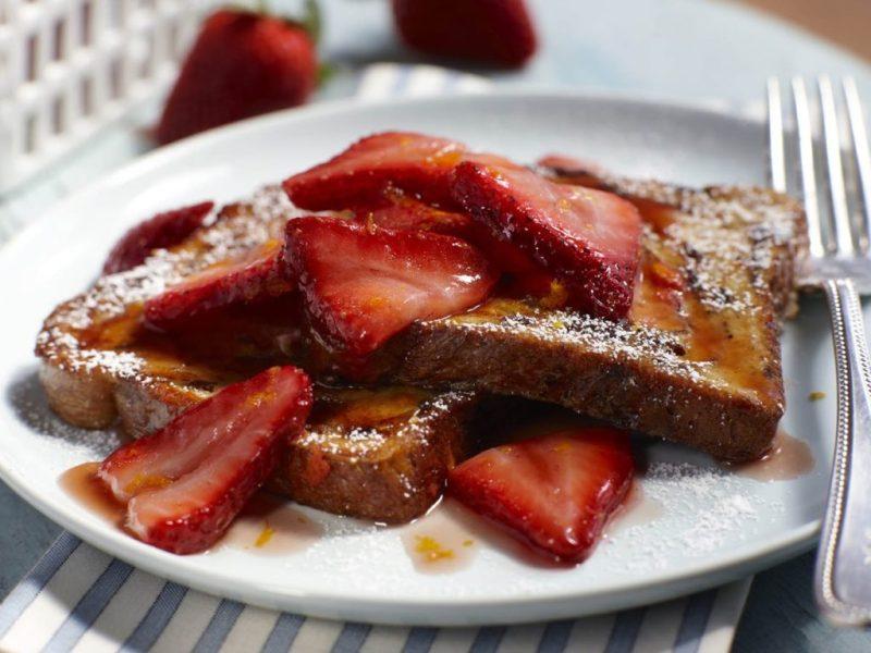 Recetas saludables, fáciles y deliciosas para desayunar - 3-french-toast-hotbook