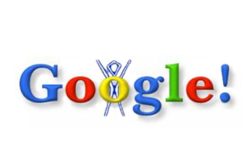 Datos que no sabías sobre Google - 4-first-doodle-hotbook