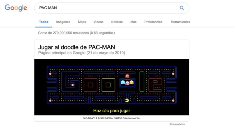 Datos que no sabías sobre Google - 7-juegos-google-hotbook