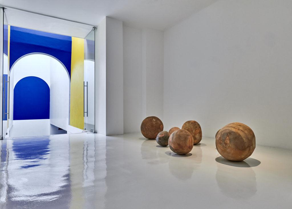 Bosco Sodi en la Galería Hilario Galguera - bosco20sodi_las20tinieblas20en20la20faz20de