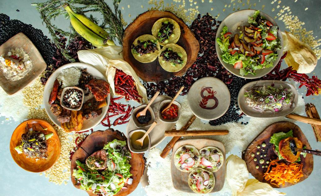 Casa Sativa, fusión entre la alta cocina de México y de Colombia - Casa Sativa portada