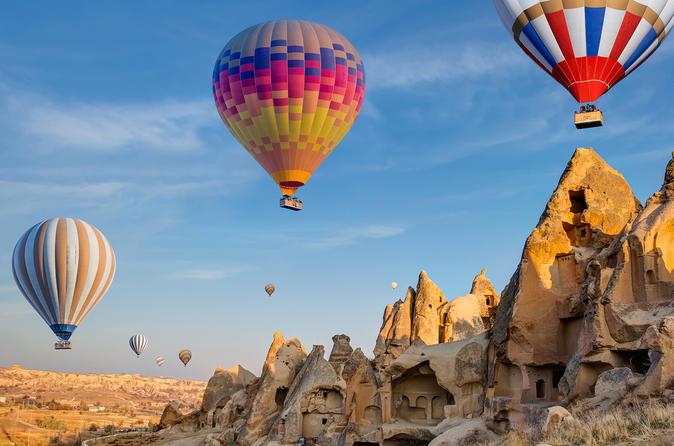 Capadocia, el paraíso de los globos aerostáticos - hotbook_globoscapadocia_3globos