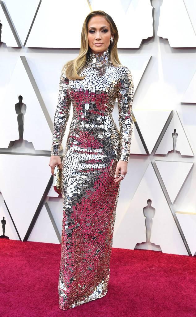 Los mejores red carpet looks de los Premios Óscar 2019 - hotbook_looksoscares_j-lo