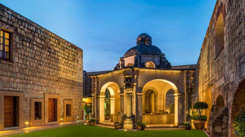 Guía para visitar Oaxaca - hotbook_oaxaca_dondedormir