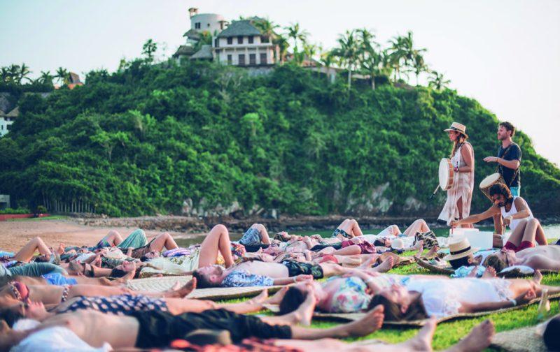 Ondalinda x Careyes: música, arte y bienestar en el paraíso - onda-linda-6