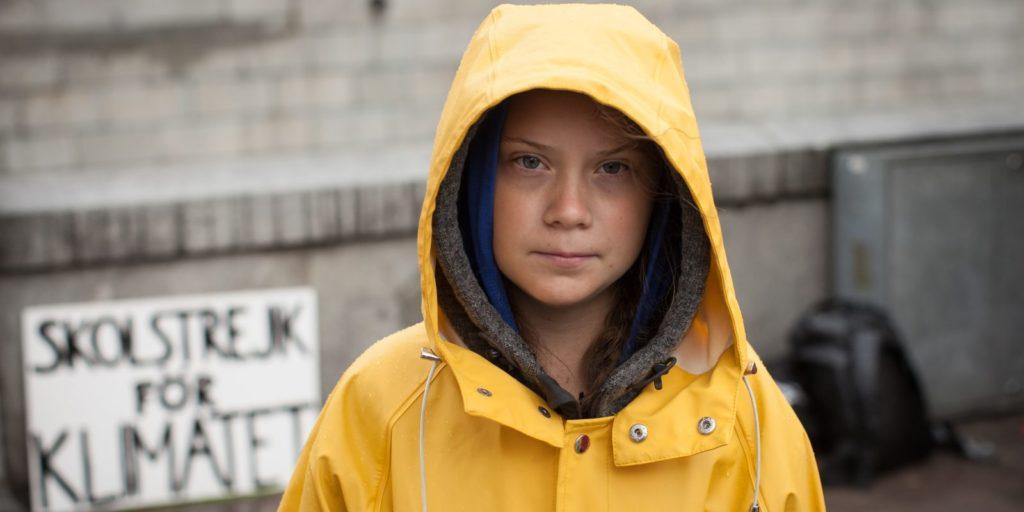 Nominan a Greta Thunberg de 16 años al Nobel de la Paz - 1. Greta Thunberg Portada