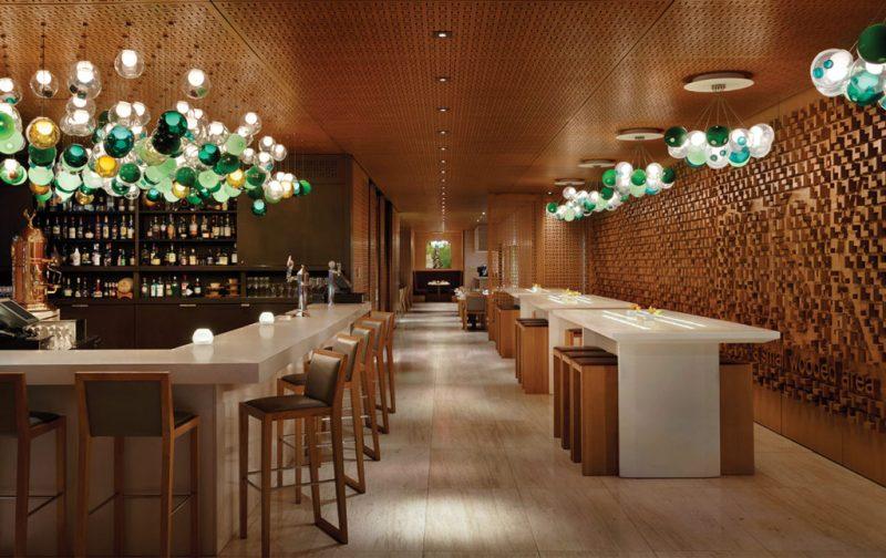 Hotel Shangri-La Toronto, un lujo asiático en Canadá - bar-restaurante-bosk-shangrila-toronto