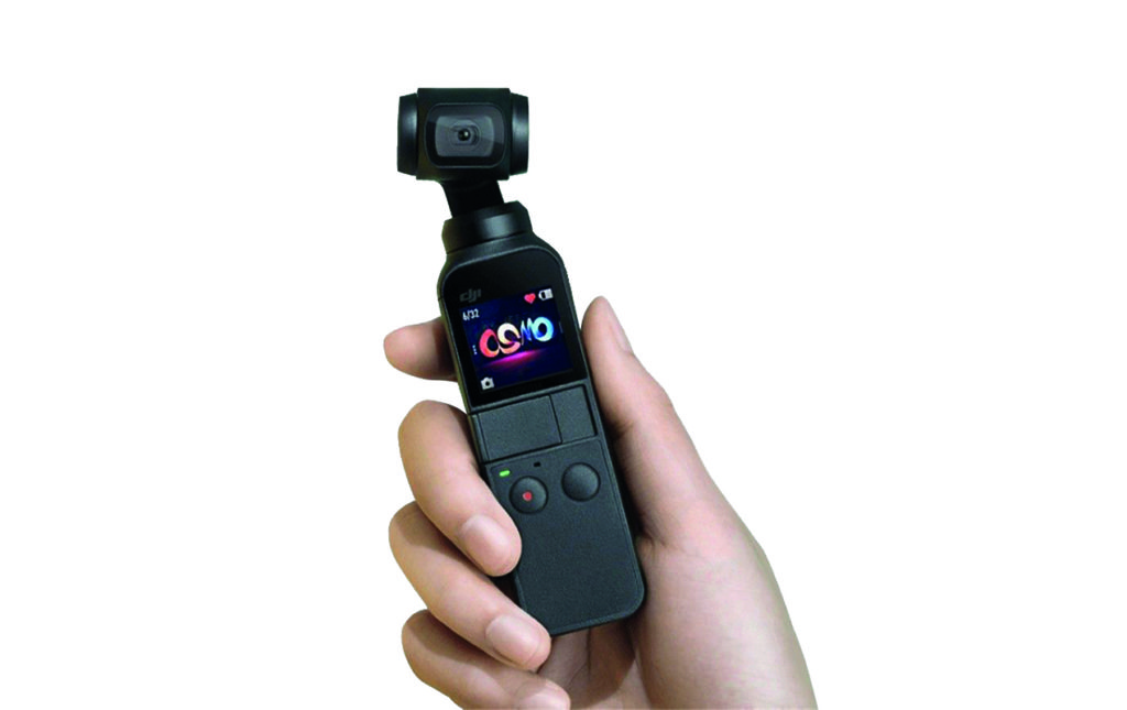 Tech wishlist: fotografía - CÁMARA 4K - DJI OSMO POCKET