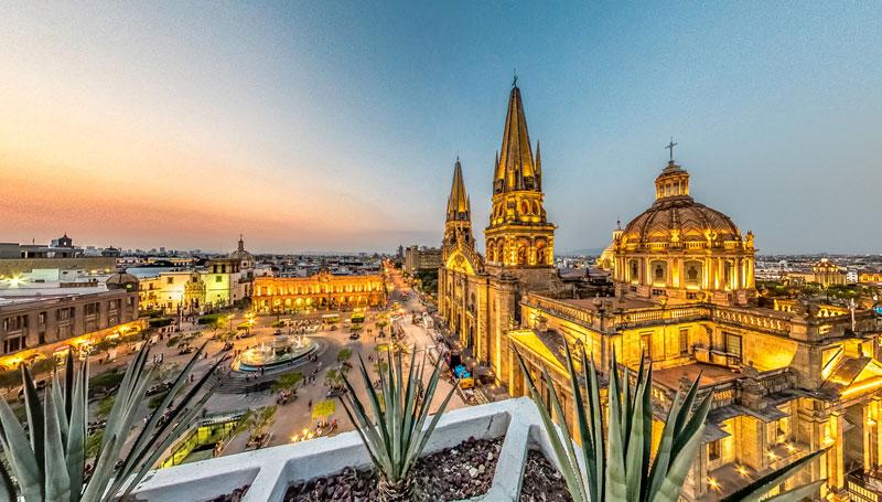 Qué hacer en Guadalajara - Hotbook Que hacer en Guadalajara portada