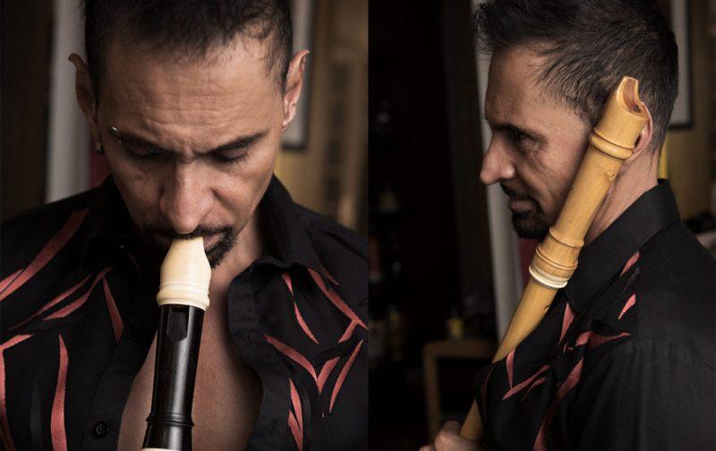 Horacio Franco: 40 años de disrupción - instrumento-musical-musiica-flauta