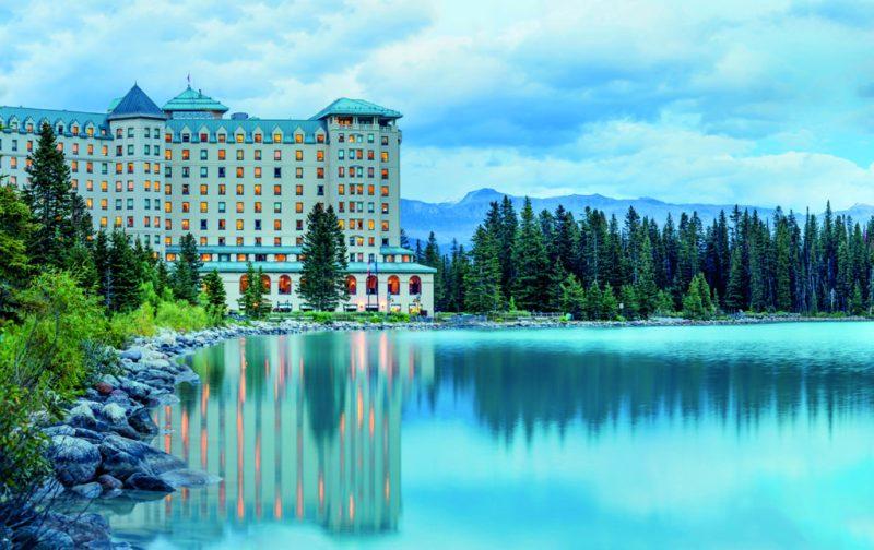 48 horas en Alberta - louise-lake-fairmont-chateau-foto-cortesia-de-fairmont