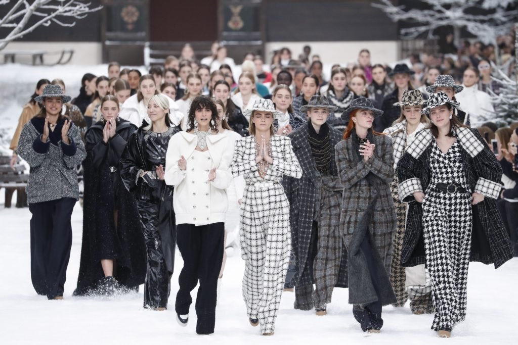 Las mejores pasarelas de Paris Fashion Week - Paris Fashion Week