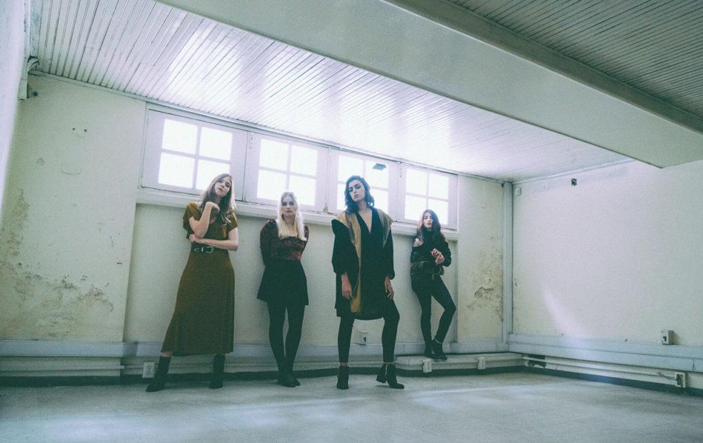 Trending artists - Ruido Rosa grupo banda música
