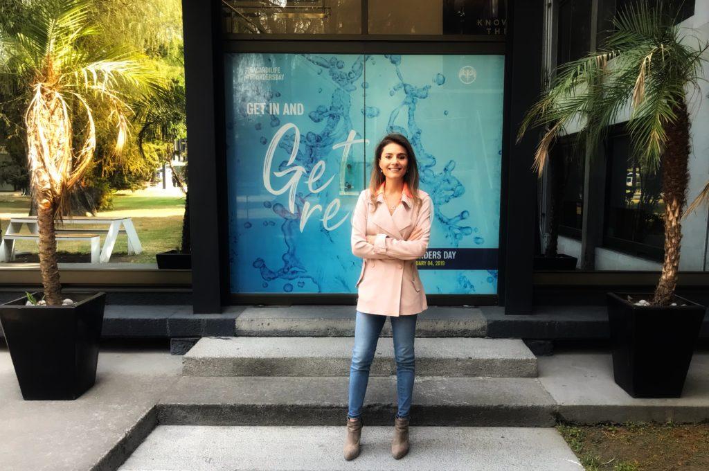 Susana Salazar y su trayectoria en Bacardi - Susana Salazar y su trayectoria en Bacardi portada