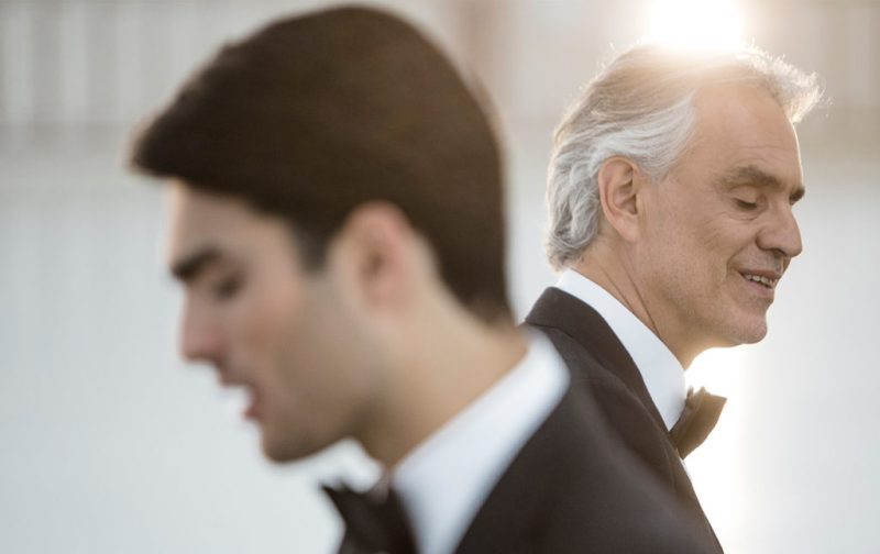 Andrea Bocelli, entrevista con el tenor italiano - andrea-bocelli-hijo-cantante-opera