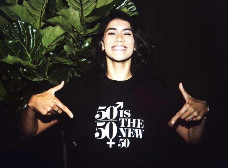 Lo que no sabías sobre Daniela Soto-Innes - danielasotoinneschef_camiseta50best