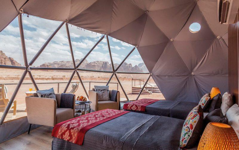 Sun City Camp, un campamento en el desierto - desierto-wadi-rum-sun-city-camp