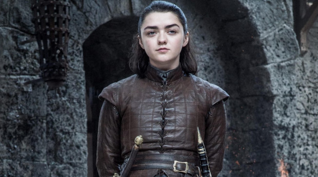 Los momentos clave del último episodio de Game of Thrones - hotbook-los-momentos-clave-del-ultimo-episodio-de-game-of-thrones_arya-stark