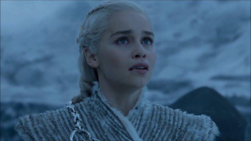 Los momentos clave del último episodio de Game of Thrones - hotbook-los-momentos-clave-del-ultimo-episodio-de-game-of-thrones_daenerys-targaryen