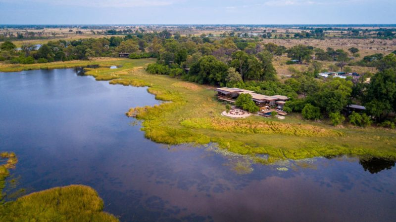 Qorokwe, el exclusivo campamento de Wilderness Safaris - hotbook-qorokwe-el-exclusivo-campamento-de-wilderness-safaris-2