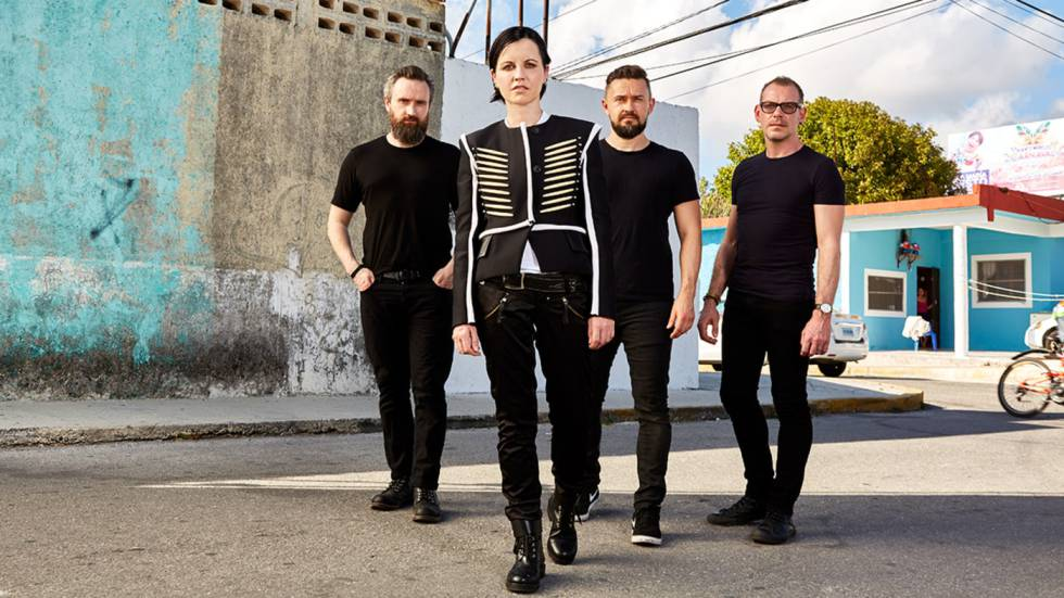 11 cosas que probablemente no sabías de The Cranberries - Hotbook_TheCranberries_Portada