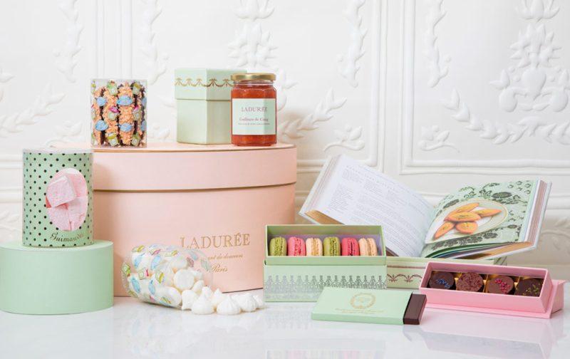 Ladurée: la deliciosa historia detrás del imperio del macarrón - laduree-coleccion-cofret-cadeau