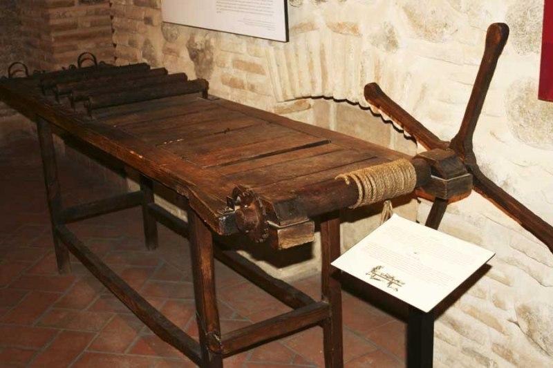 Museos que probablemente no sabías que existían en la CDMX - museosraros_tortura