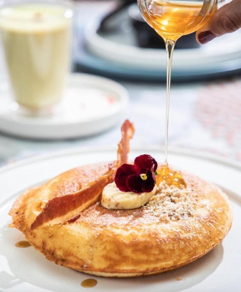 Los mejores lugares para comer hotcakes en la CDMX - pancakes_aida