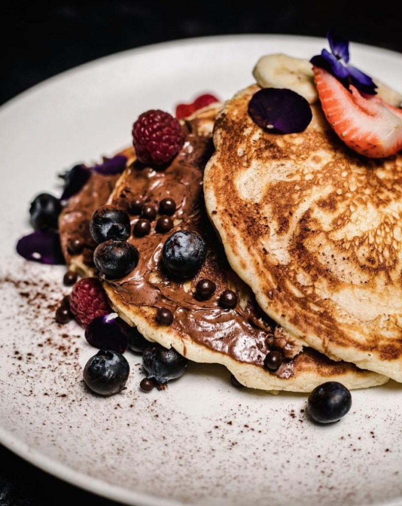 Los mejores lugares para comer hotcakes en la CDMX - pancakes_catamundi