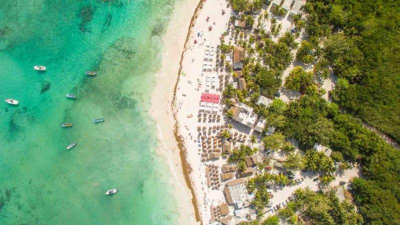 Playas de México para visitar en tus próximas vacaciones - playas-mexico3