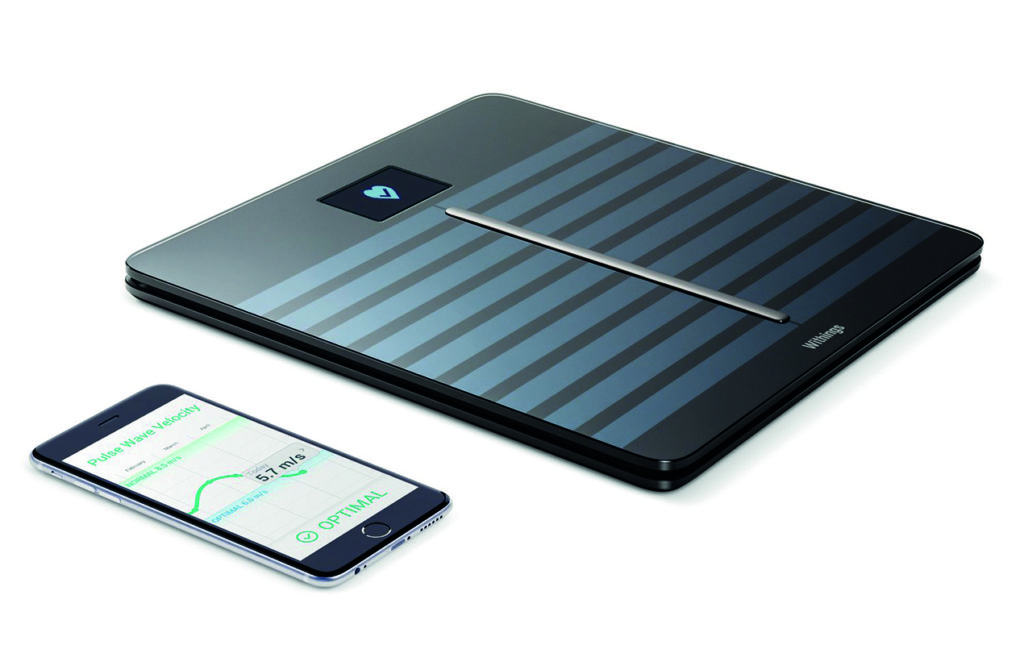 Tech wishlist: health care - WITHINGS BODY CARDIO