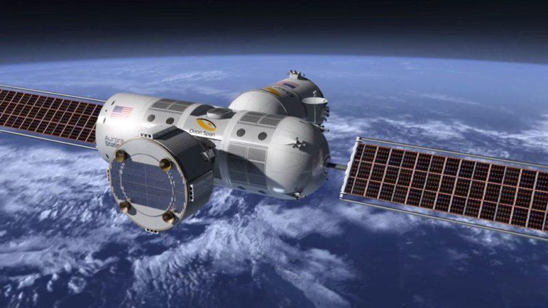 El primer hotel en el espacio - 4-aurora-station-4