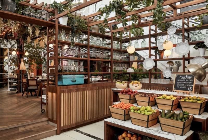 Restaurantes para desayunar healthy en la CDMX - aida-cafe-hotbook