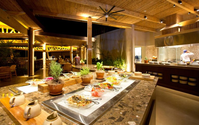 Andaz Costa Rica Resort, hotelería de lujo en la Península Papagayo - andaz-costa-rica-resort-peninsula-papagayo-cocina