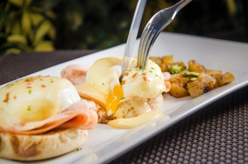 Restaurantes para comer huevos benedictinos en la CDMX - carolo