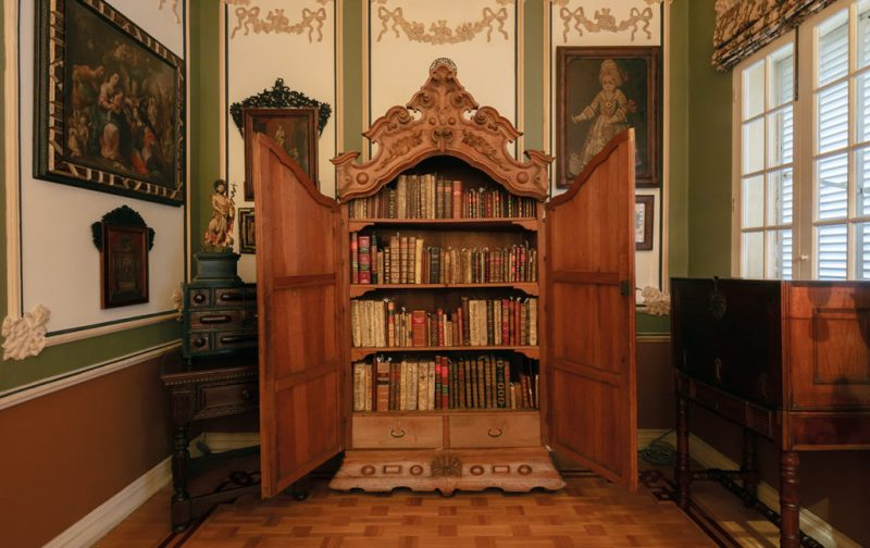 Memorabilia: Casa Museo Guillermo Tovar de Teresa - closet-interiores-valladolid-alfonso-miranda