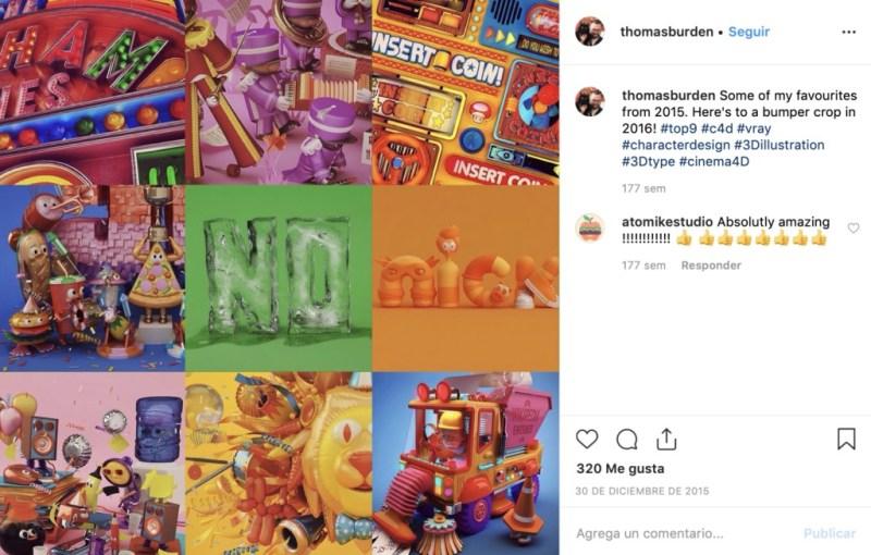 Las cuentas de Instagram que despertarán tu creatividad - cuentas-de-instagram-creatividad-5