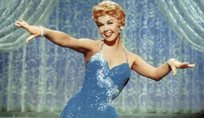 Datos que no sabías sobre Doris Day - dorisday_vestidoazul