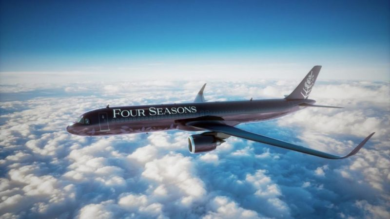El nuevo jet privado de Four Seasons - four-seasons-2