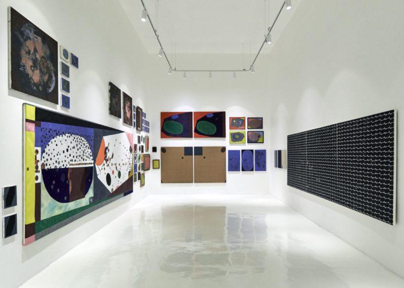 """""""Aquellos mundos"""", una exposición dual de James hd Brown y Leo Marz - ghg_aquellos-mundos_6"""