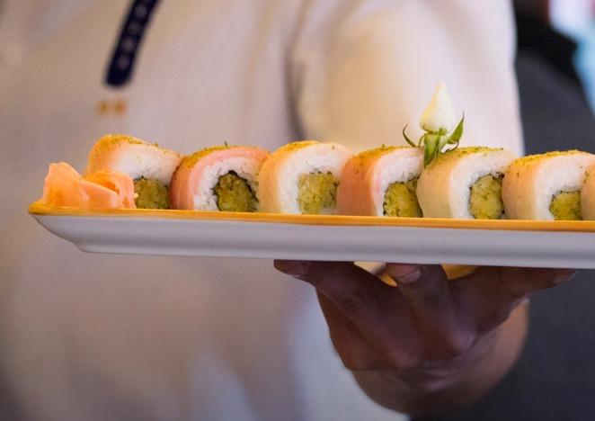 Rollos de sushi exóticos en la CDMX - hotbook-rollos-de-sushi-exoticos-cdmx_rollo-nasu-en-nakama