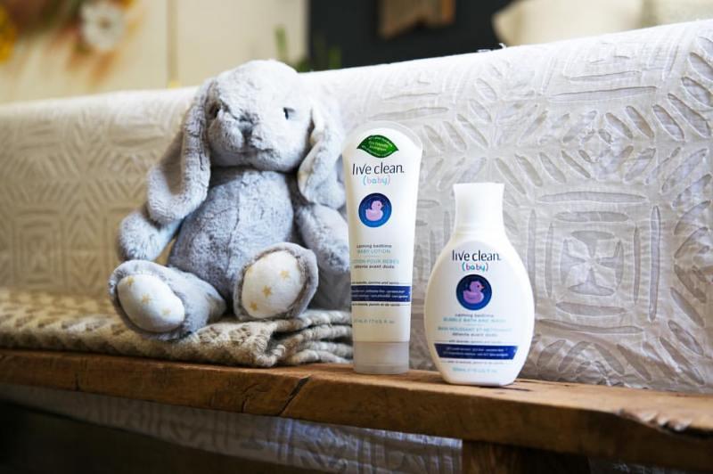 5 marcas de productos sin químicos para bebés - live-clean