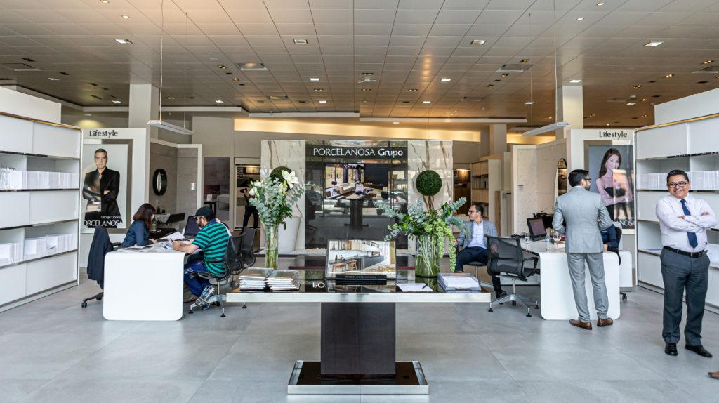 Porcelanosa: Muestra Internacional de Novedades 2019 - Porcelanosa-1jpg