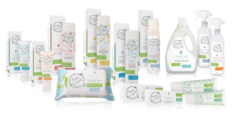 5 marcas de productos sin químicos para bebés - pure-_-sure