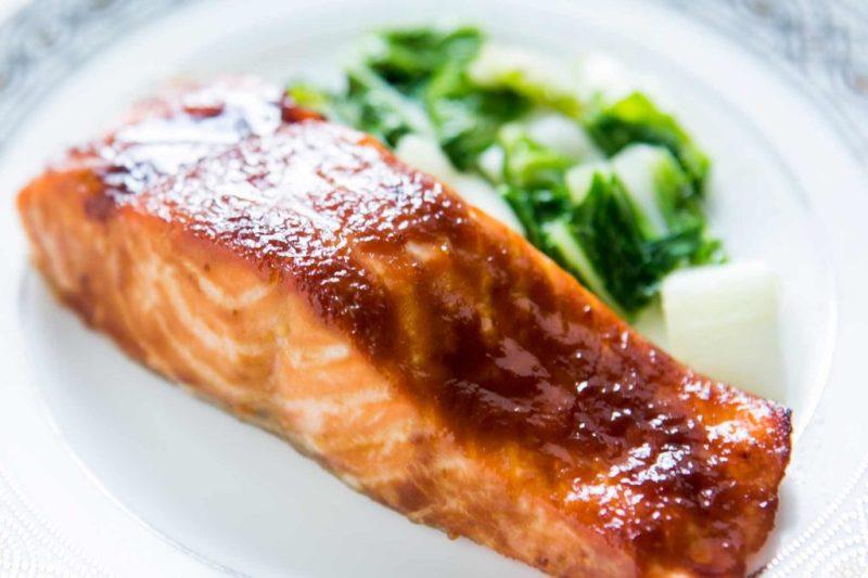 Recetas para el Día de las Madres - salmon-en-salsa-miso